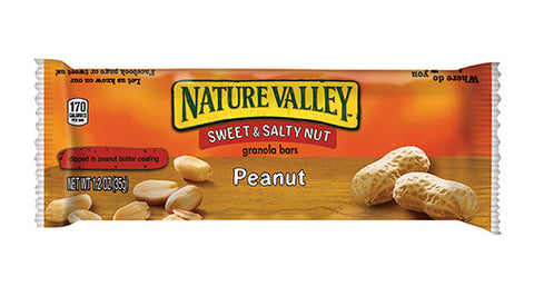 Nature Valley Sweet & Salty Peanut - Complete Game Pro Shop