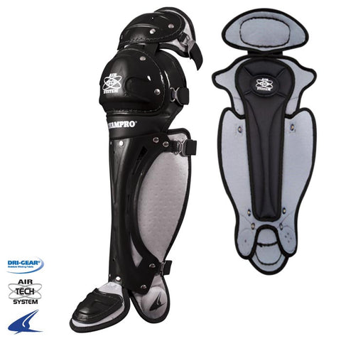 Champro Sports CG84 Catcher's Leg Guards - Complete Game Pro Shop