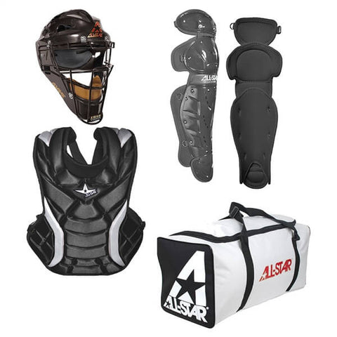 All-Star Fastpitch Series Catcher's Kit - Complete Game Pro Shop