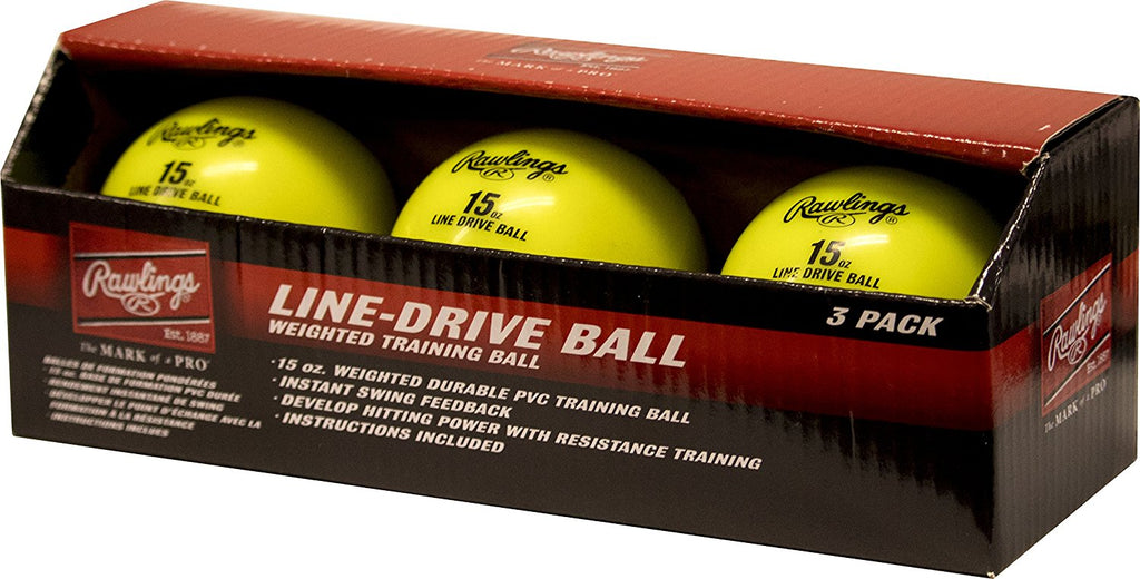 Rawlings Line-Drive Weighted Training Ball - Complete Game Pro Shop