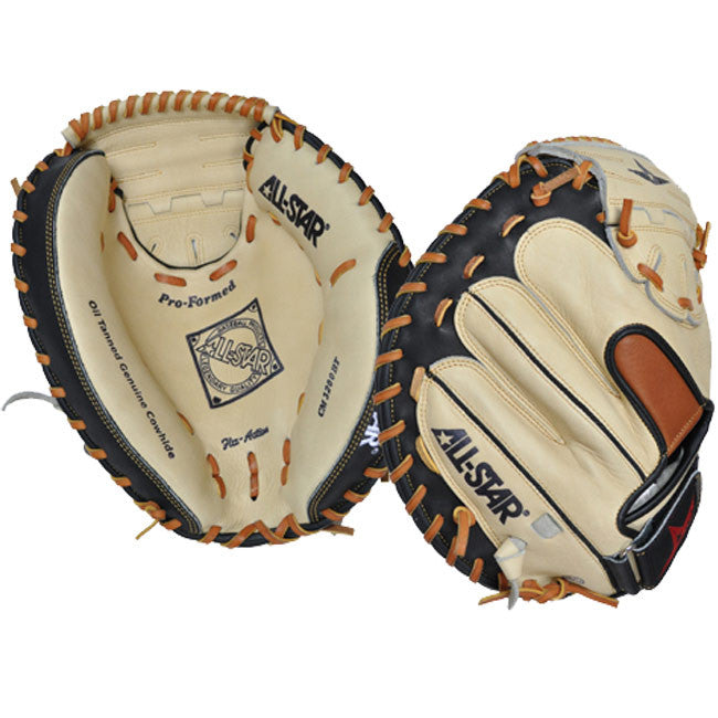 All-Star Youth Pro-Comp CM1200BT 31.5 Inch Baseball Catcher's Mitt - Complete Game Pro Shop