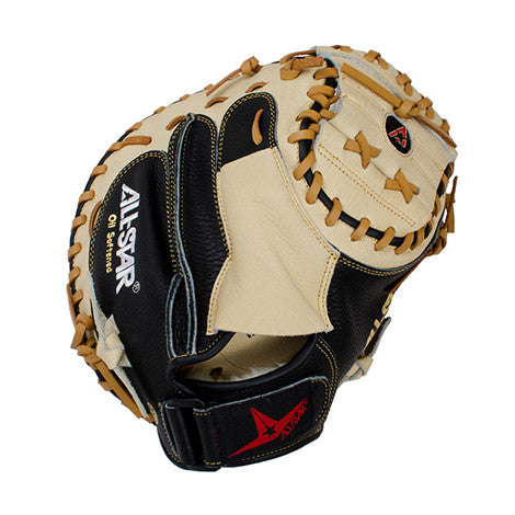 All-Star Adult Comp 33.5 inch Catcher's Mitt - Complete Game Pro Shop