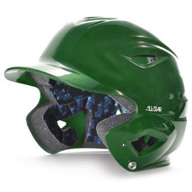 All-Star System 7 BH3000 Batting Helmet- Gloss Dark Green - Complete Game Pro Shop