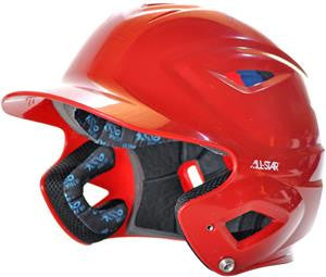 All-Star System 7 BH3500 Batting Helmet- Scarlett - Complete Game Pro Shop