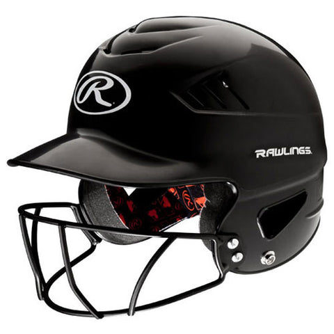 Rawlings Softball Batting Helmet Face Guard - Complete Game Pro Shop