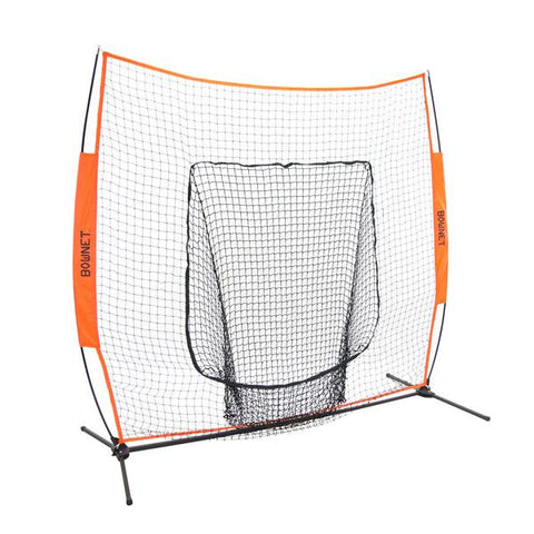 Bownet 7' x 7' Big Mouth X™ - Complete Game Pro Shop