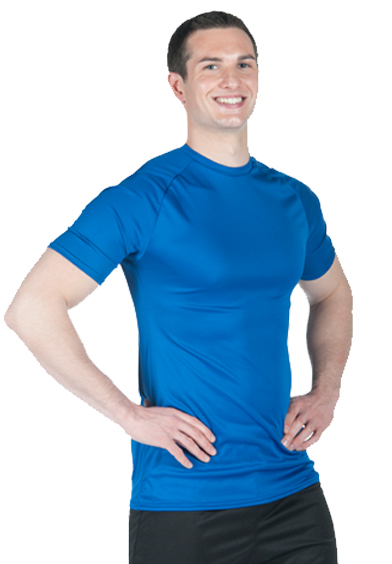 WSI Microtech™ Base Layer Form Fitted Short Sleeve Shirt - Complete Game Pro Shop
