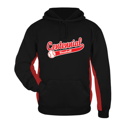 Centennial Baseball Performance Hoodie - Complete Game Pro Shop