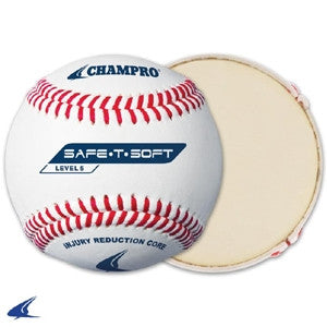 Champro Sports Safe-T-Soft Baseball - Complete Game Pro Shop
