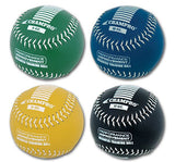 MOL - Champro Sports Weighted Leather Cover Training Softballs - Complete Game Pro Shop