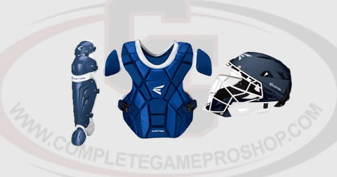 Easton Fastpitch Catcher's Set - Complete Game Pro Shop