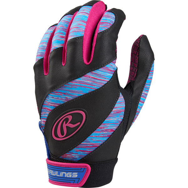 Rawlings Eclipse Adult Fastpitch Batting Gloves - Complete Game Pro Shop