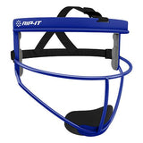 RIP-IT Defense Youth Softball Fielder's Mask - various colors - Complete Game Pro Shop