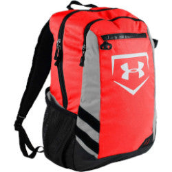 Under Armour Storm Hustle Bat Pack- Red - Complete Game Pro Shop