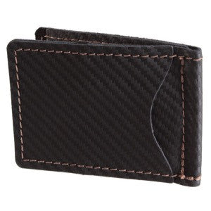Lizard Skin Carbon Leather Wallet - Complete Game Pro Shop