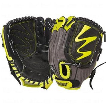 "Louisville Slugger FGDV14-HG105 Diva Hot Green Fastpitch Glove 10.5""- RHT - Complete Game Pro Shop"