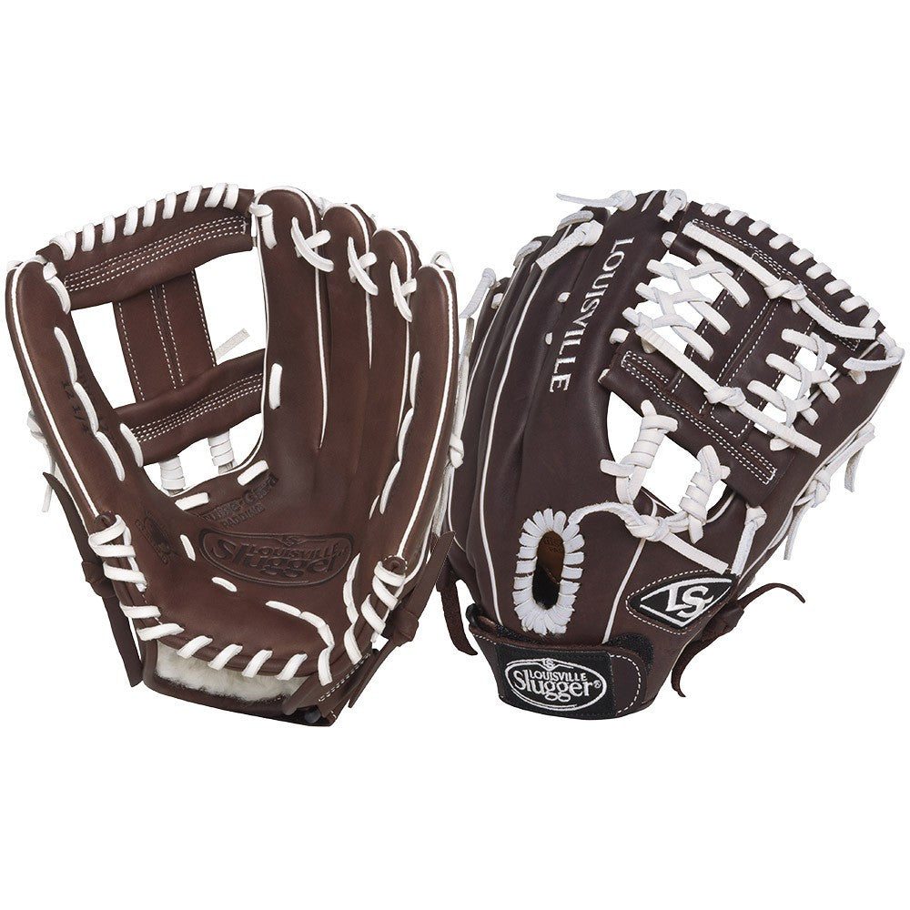 "Louisville Slugger XENO Pro Fastpitch First Base Mitt 13"" - Complete Game Pro Shop"