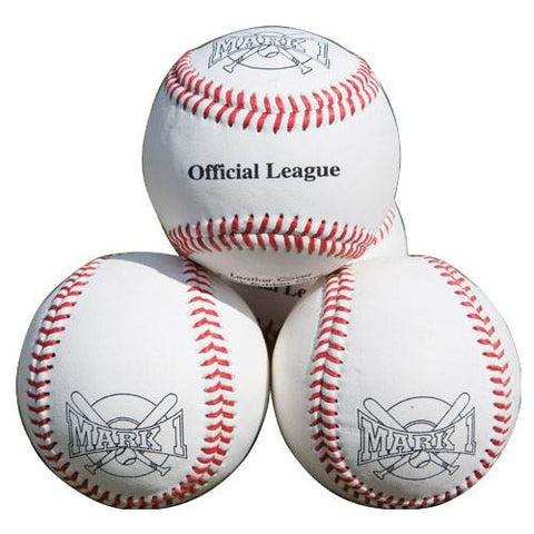 Mark 1 Official League Baseballs - Complete Game Pro Shop