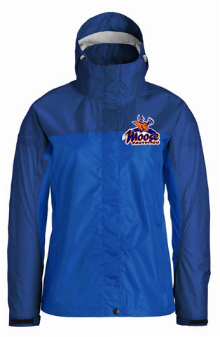 Moose Cobalt Rain Jacket - Complete Game Pro Shop
