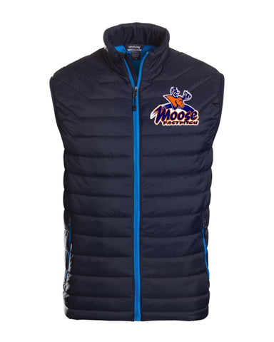 Moose Puffer Vest - Complete Game Pro Shop