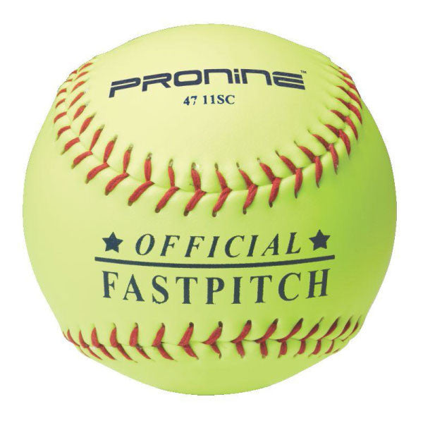 ProNine 4711SC 11 Inch Synthetic Softballs - Complete Game Pro Shop