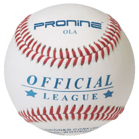 ProNine OLA Baseballs - Complete Game Pro Shop