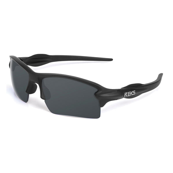 ProNine Sling-Blade Matte Black Sunglasses - Complete Game Pro Shop