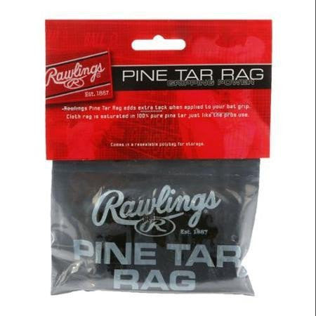 Rawlings Pine Tar Rag (Molitor Cages) - Complete Game Pro Shop