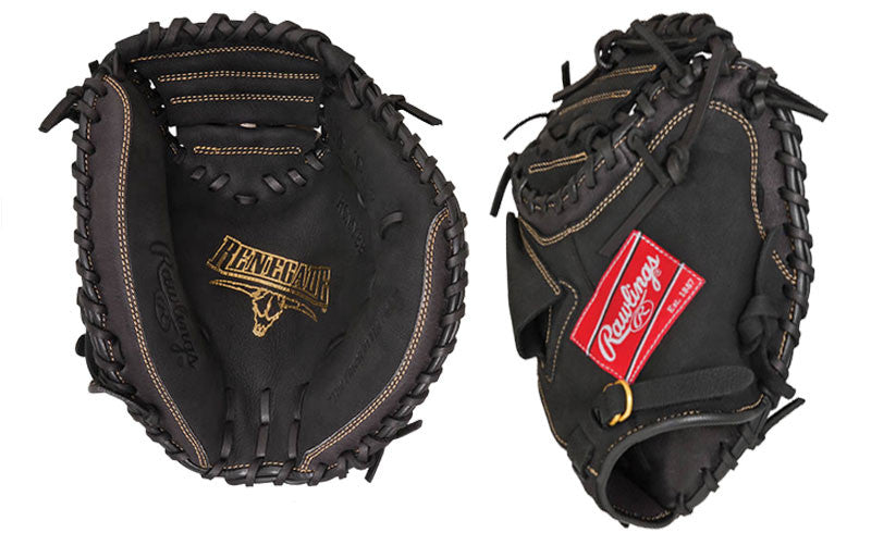 Rawlings Renegade Series™ 31.5 inch Baseball Catcher's Mitt RHT - Complete Game Pro Shop