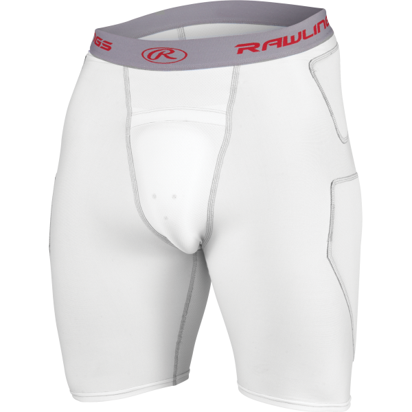 Rawlings Adult Sliding Shorts - Complete Game Pro Shop
