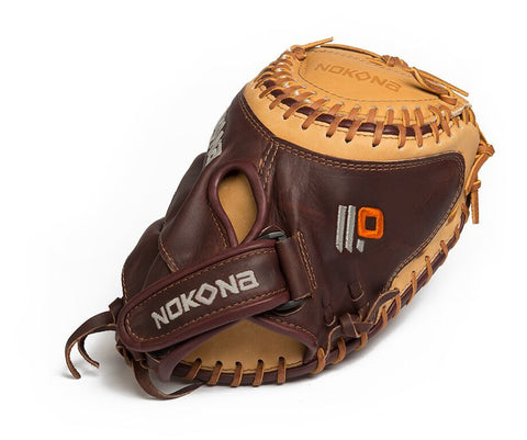 Nokona SV2 Fastpitch Catcher's Mitt - Complete Game Pro Shop