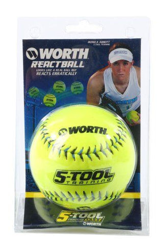 MOL - Worth ReactBall Softball - Complete Game Pro Shop