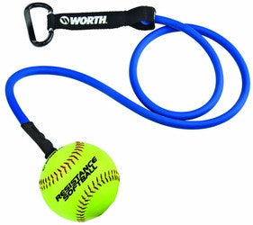 Worth Fastpitch 5-Tool Training Resistance Ball - Complete Game Pro Shop