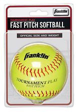 Franklin Tournament Play 12 inch Fastpitch Softball - Complete Game Pro Shop