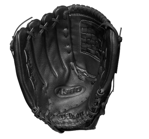 "Wilson A360 14"" Slowpitch Glove - Complete Game Pro Shop"