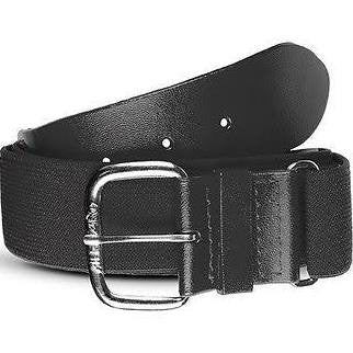 All-Star Black Baseball/Softball Belt - Complete Game Pro Shop