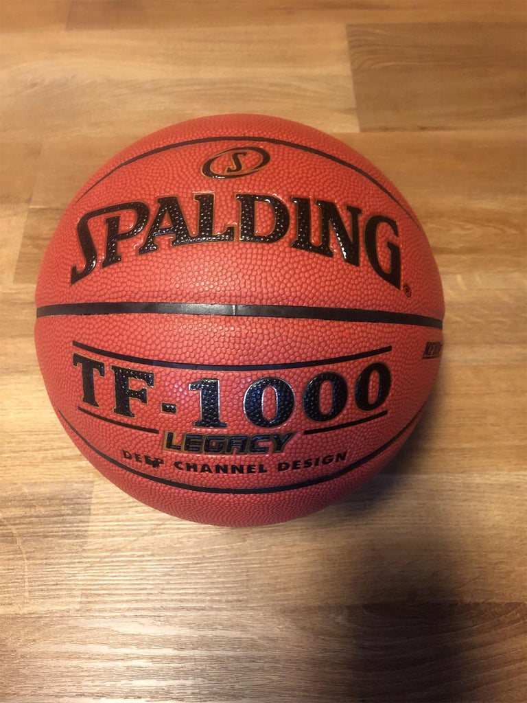 "Spalding Indoor Basketball TF-1000. 29.5""- NEW - Complete Game Pro Shop"