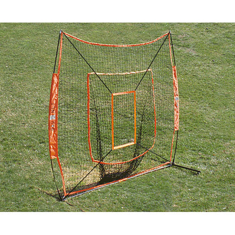 The Strike-Zone Attachment Bownet - Complete Game Pro Shop