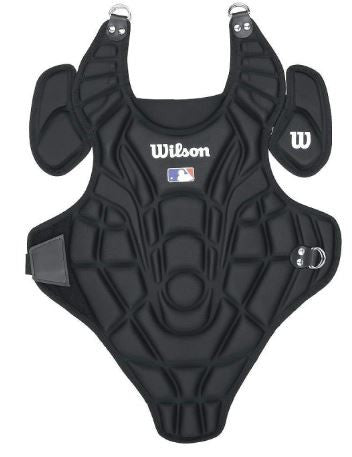 Wilson Baseball Catcher EZ Gear Catcher Chest Protector - Complete Game Pro Shop