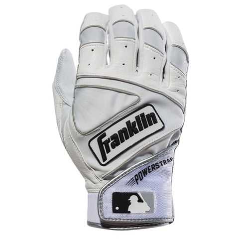 Franklin Adult PowerStrap Batting Gloves - Complete Game Pro Shop