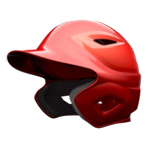 All-Star System 7 BH3010 Youth Batting Helmet- Scarlet - Complete Game Pro Shop