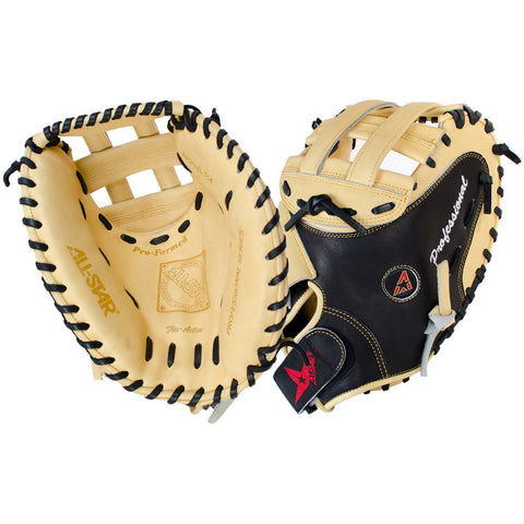 All-Star Veal Pro Fastpitch Catcher's Mitt - Complete Game Pro Shop