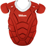 "Wilson Max Motion Fastpitch Catcher Chest Protector 14.5"" - Complete Game Pro Shop"