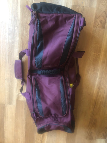 Champro Sports Player's Bag- Maroon - Complete Game Pro Shop