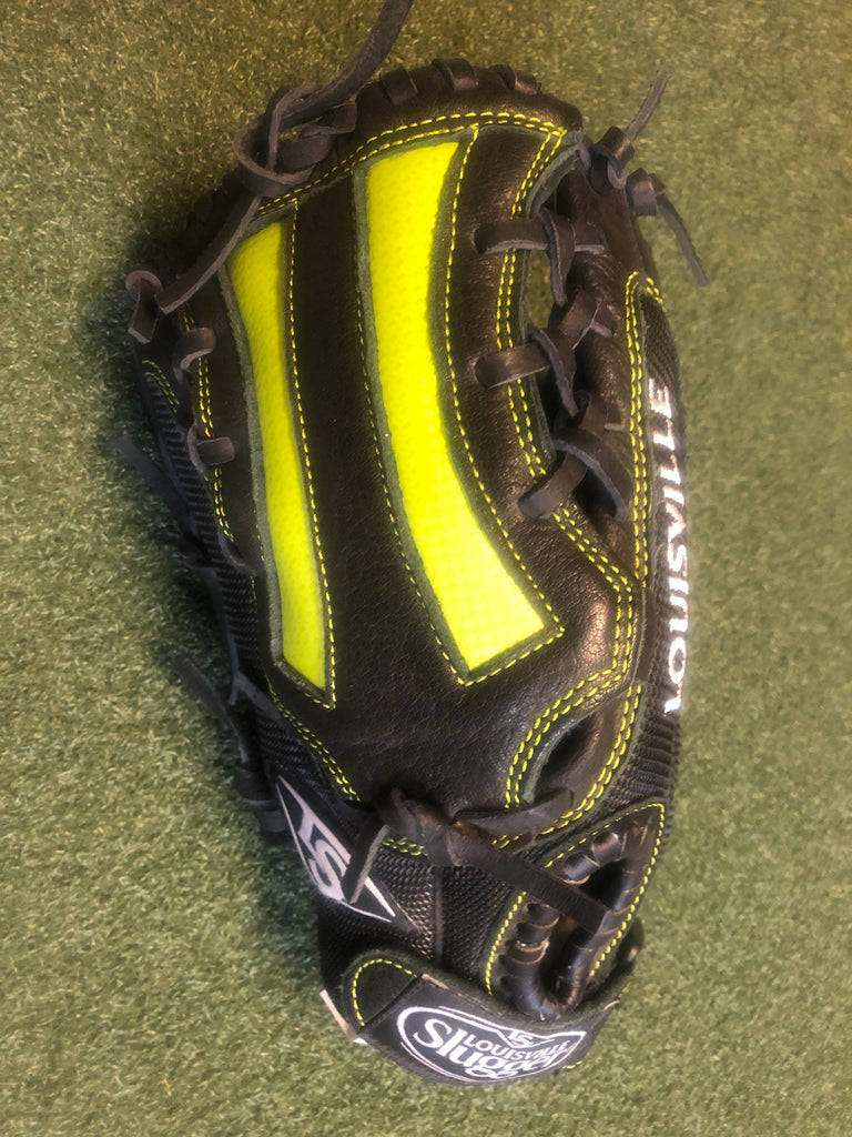 Louisville Slugger FGZRBK5-1200 Zephyr Series Fastpitch Softball Glove LHT - Complete Game Pro Shop