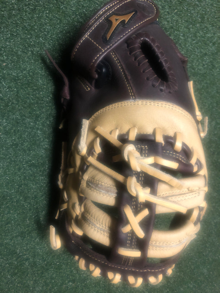 Mizuno Franchise Series First Base 12.5 Inch Mitt RHT - Complete Game Pro Shop