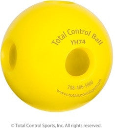 "Markwort Total Control ""Hole"" Ball 74 - Complete Game Pro Shop"