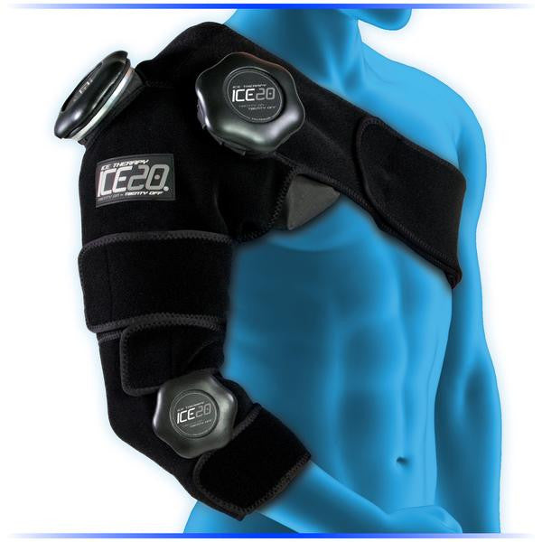 ICE20 Combo Arm Ice Compression Wrap - Complete Game Pro Shop
