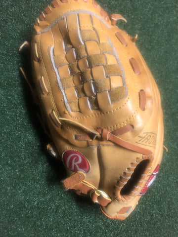 Rawlings USED RBG36 12.5 inch Baseball Glove - Complete Game Pro Shop