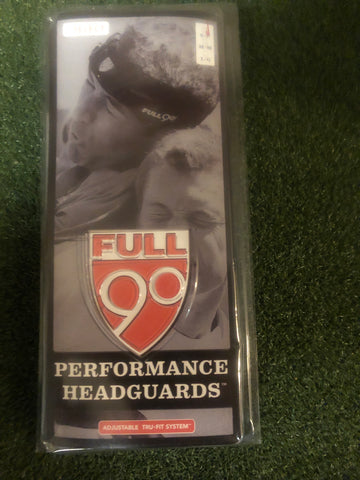 Full90 Select Performance Headguard - Small/Black - Complete Game Pro Shop
